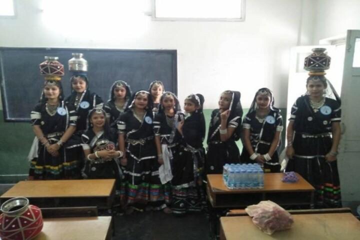 G M T Public School-Cultural Event
