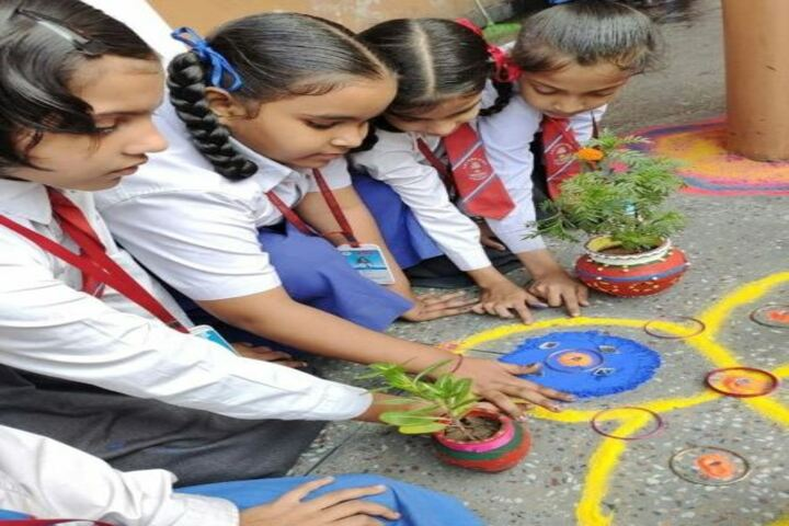G M T Public School-Kids Activity