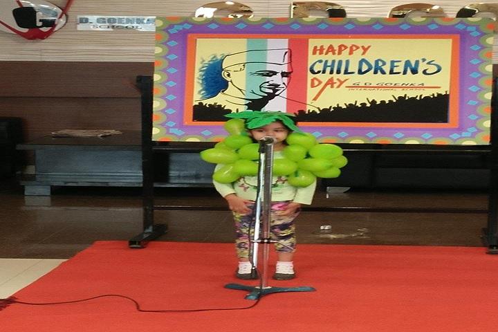 G D Goenka International School-Childrens