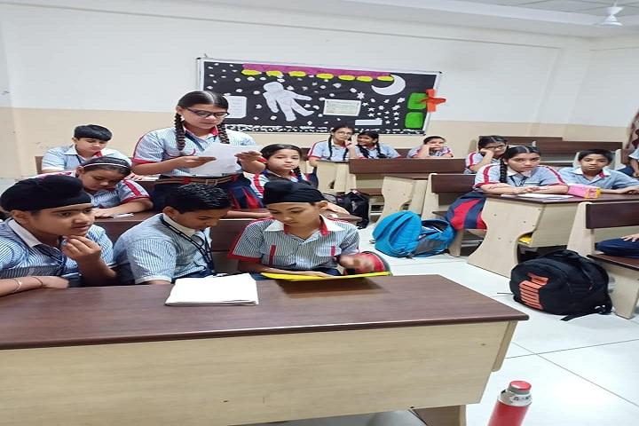 G D Goenka International School-Classrooms