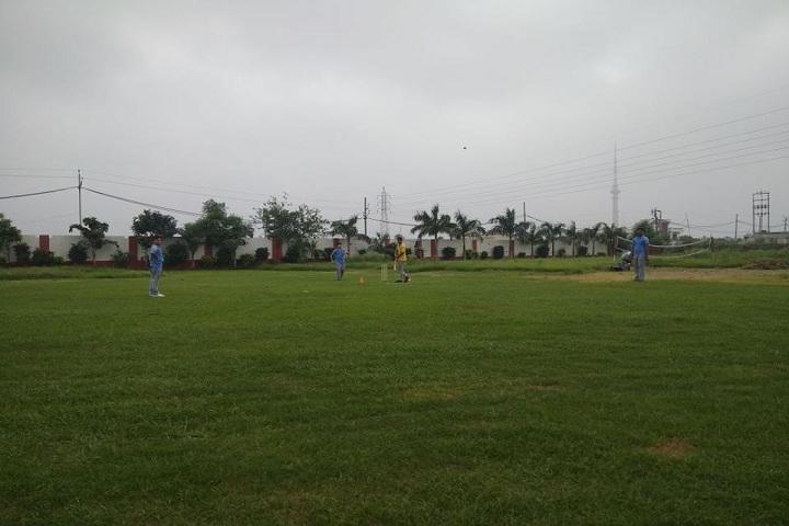 G D Goenka International School-Playground