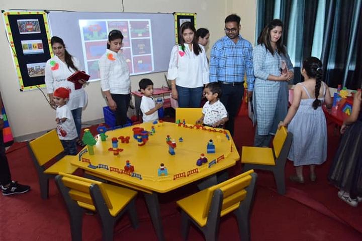 G D Goenka Public School-Activity Room