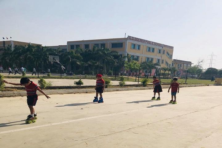 G D Goenka Public School-Skating