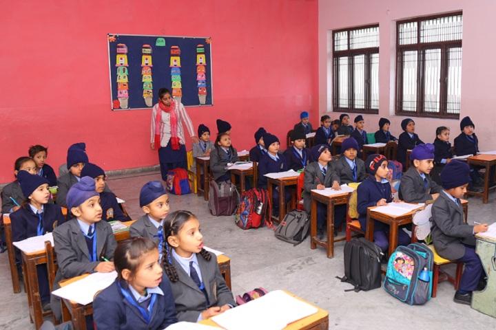 Ganga International School-Classroom junior