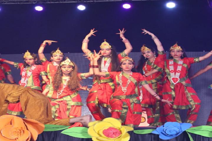 Ganga International School-Programme