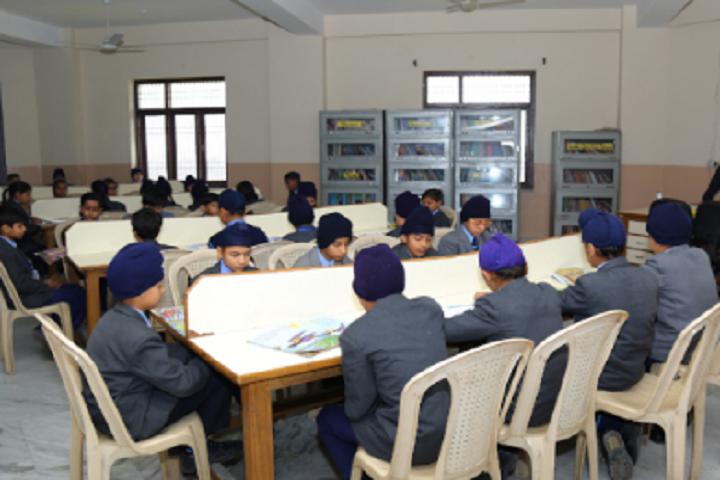 Ganga International School-Library