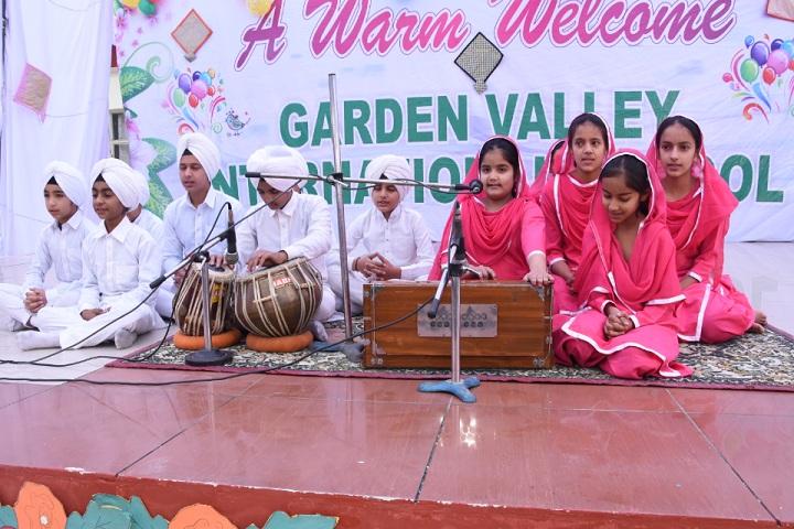 Garden Valley International School-Music Programme