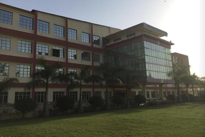 Garden Valley International School-School building