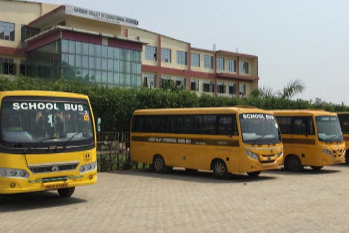 Garden Valley International School-Transport