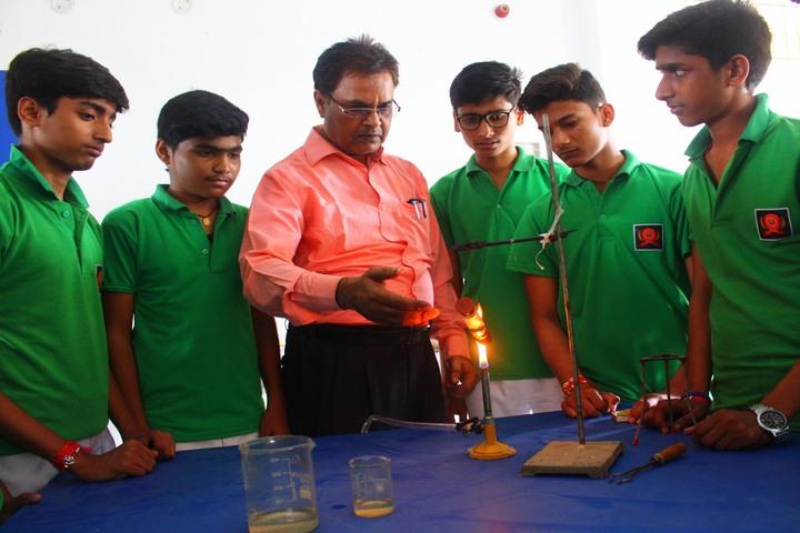 Holy Cross School-Chemistry Lab