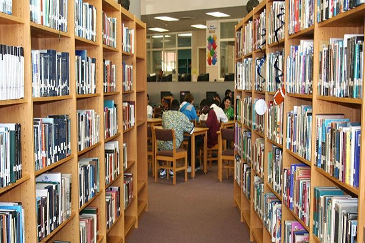 Gem Public School-Library