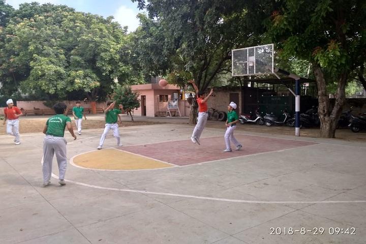 Gem Public School-Sports