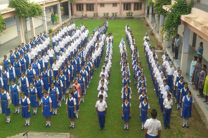 Gem Public School-Students