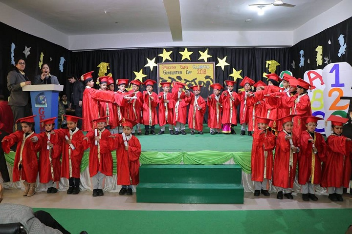 Gems Cambridge International School-Graduation Day