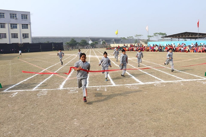 Gems Cambridge International School-Sports