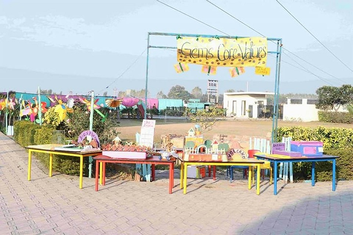 Gems Public School-Playground