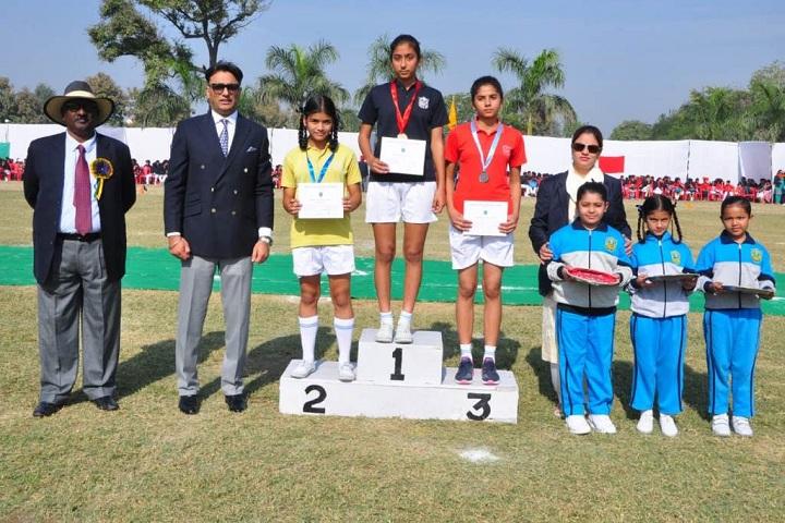 Gen Gurnam Singh Public School-Award Distribution