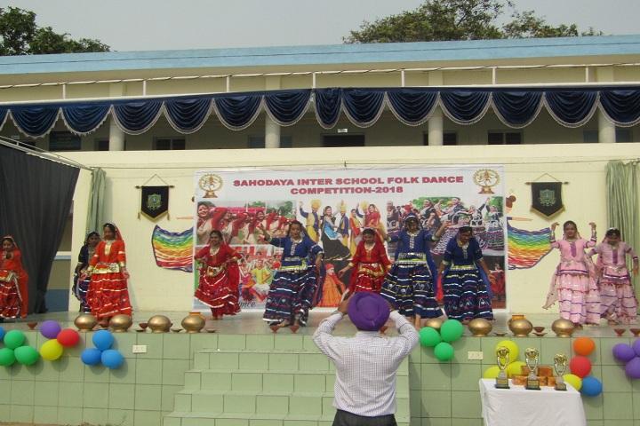 Gen Gurnam Singh Public School-Dance