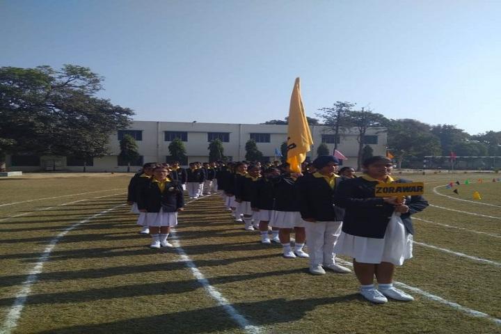 Gen Gurnam Singh Public School-Sports Day