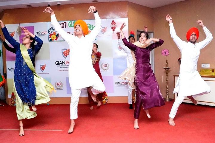 Gian Jyoti Global School-Dance Event