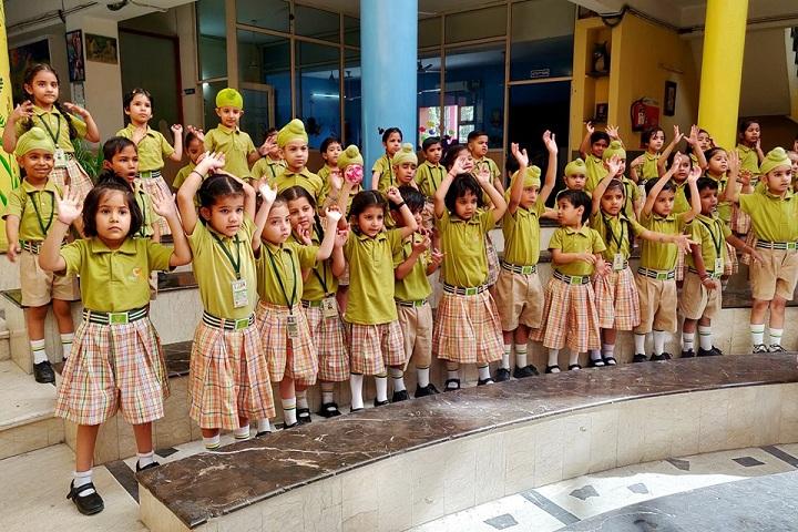 Gian Jyoti Global School-Event