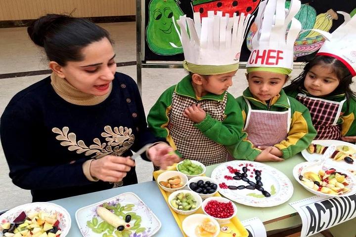 Gian Jyoti Global School-Food Mart