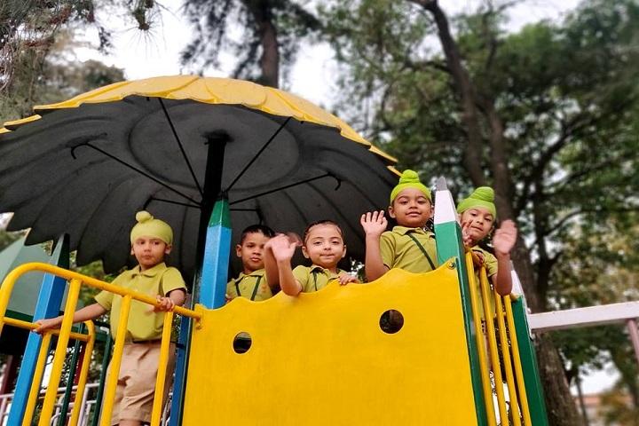 Gian Jyoti Global School-Play Area