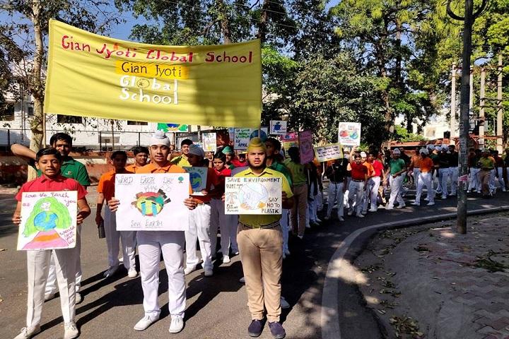 Gian Jyoti Global School-Rally