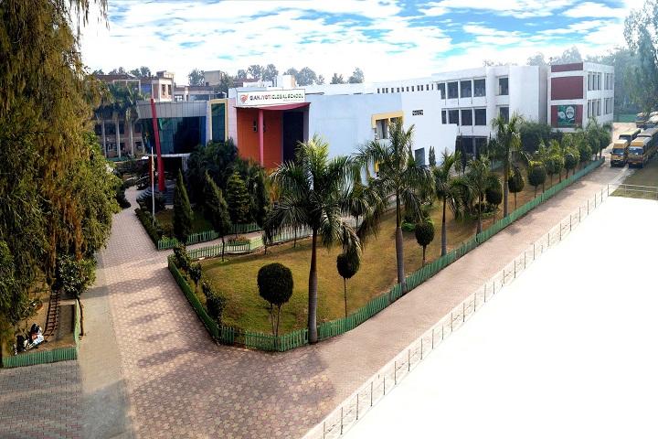 Gian Jyoti Global School-School View