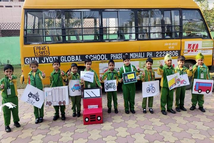 Gian Jyoti Global School-Transport