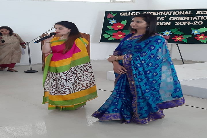 Gillco International School-Orientation Day