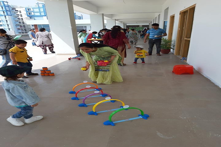Gillco International School-Play Event