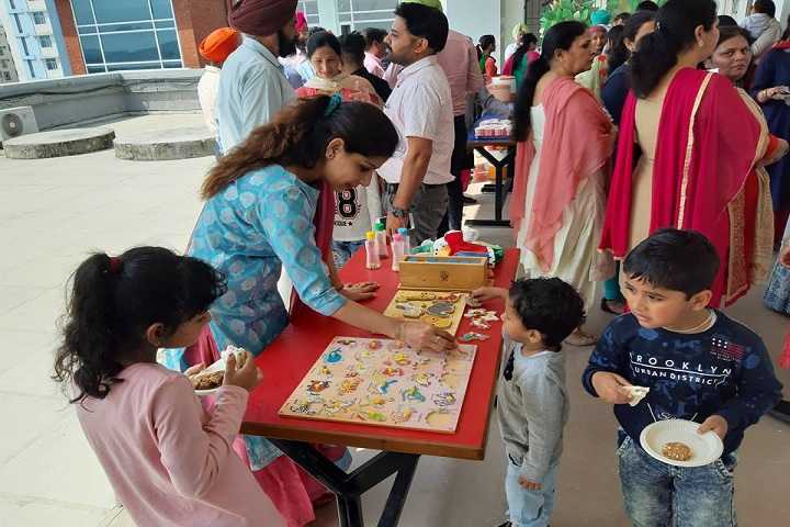 Gillco International School-Pre Nursery Event