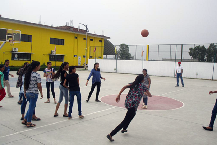 Berrys Global Discovery School-Basketball Ground