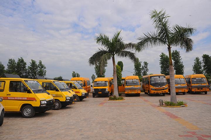 Berrys Global Discovery School-Transport
