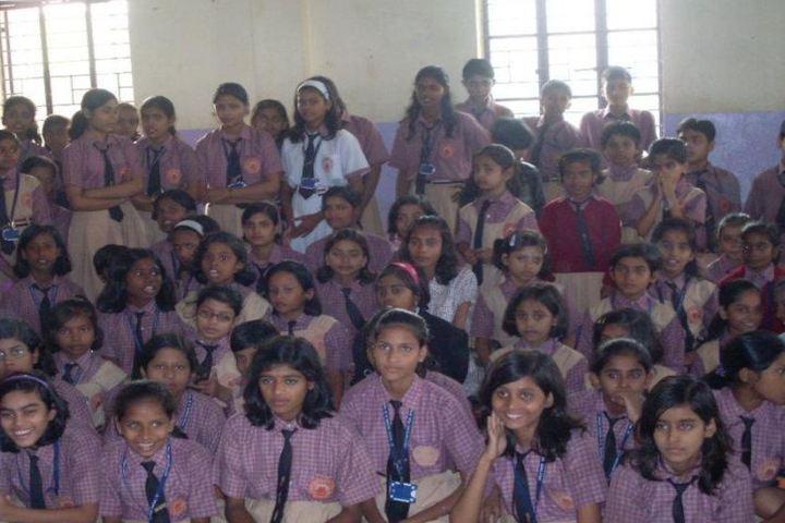 Holy Faith International Public School-Childrens Day Celebrations