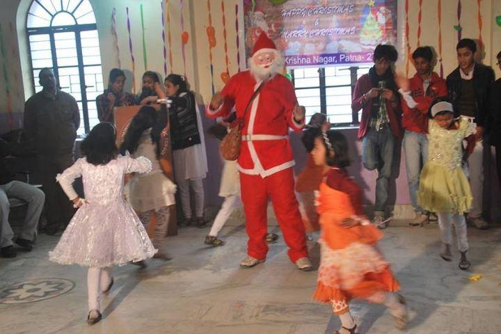 Holy Faith International Public School-Christmas Celebrations