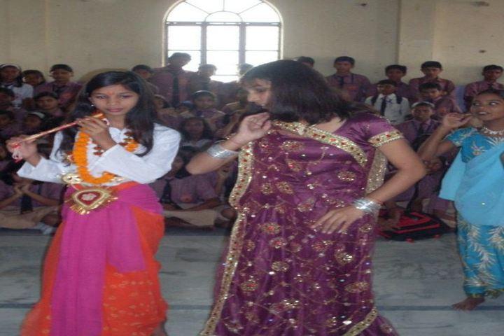 Holy Faith International Public School-Dance