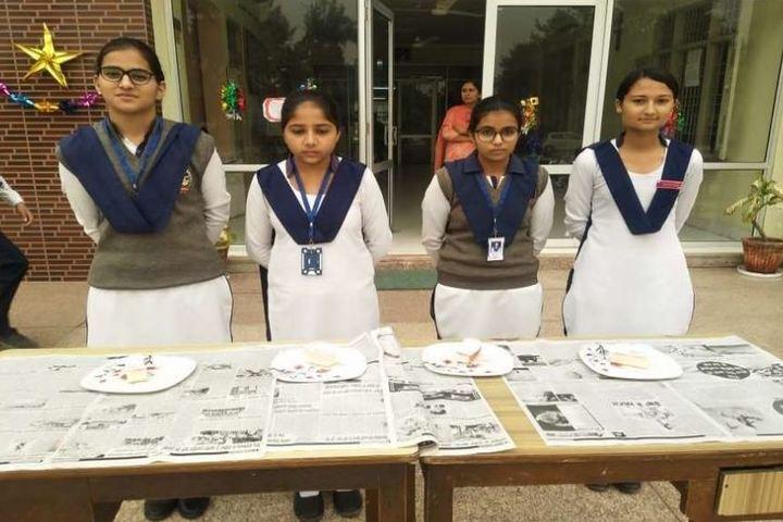 Gn Convent School-Activities