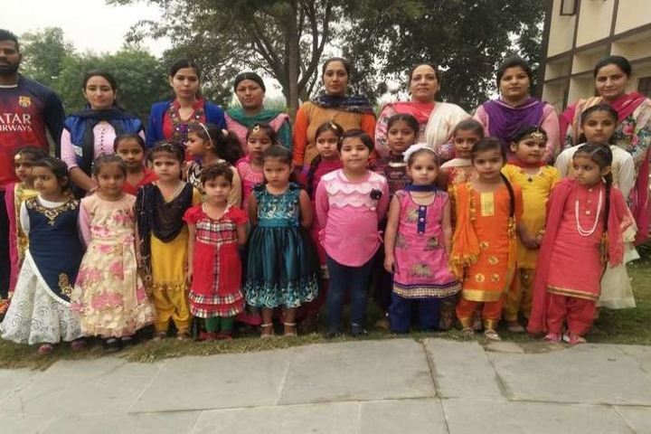 Gn Convent School-Childrens Day
