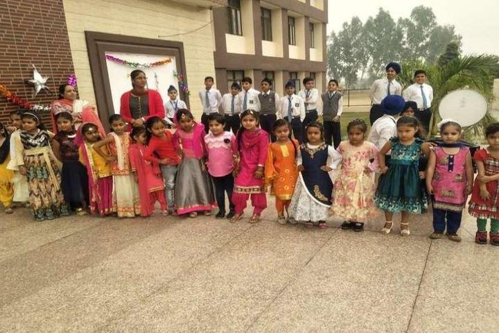 Gn Convent School-Kids
