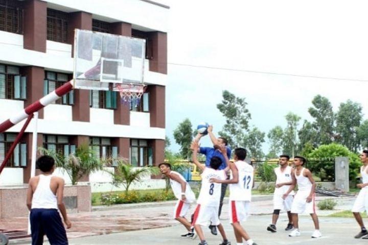 Gn Convent School-Sports