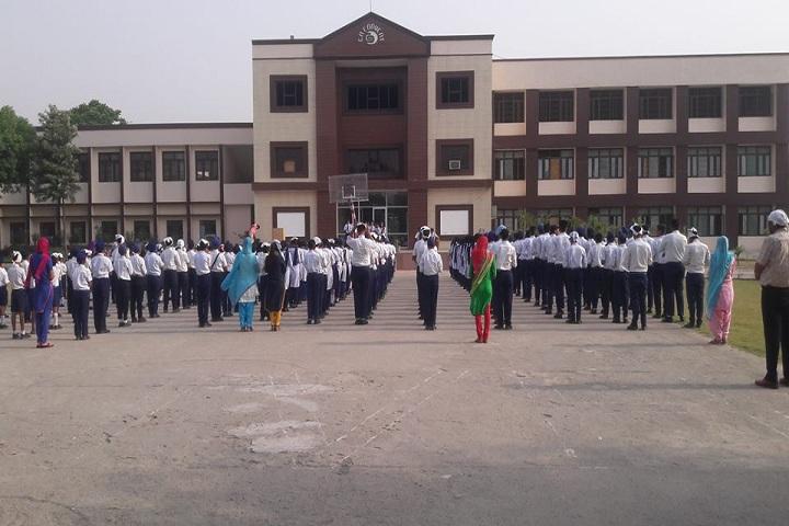Gn Convent School-School View