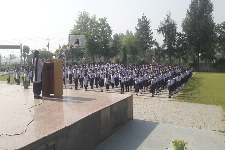 Gn Convent School-Students