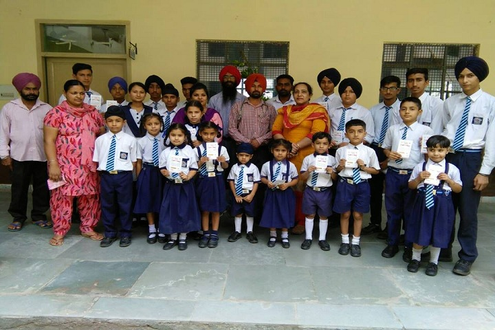 Gn Convent School-Teachers and Students