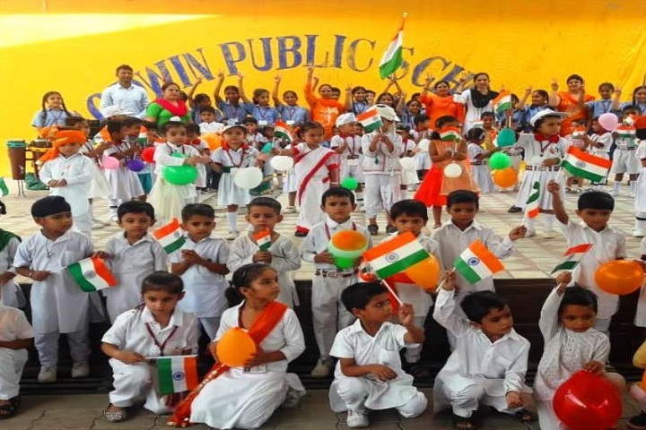 Godwin Public School-Independence Day