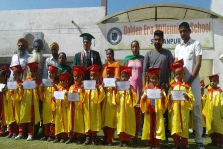 Golden Era Millennium School-Certification