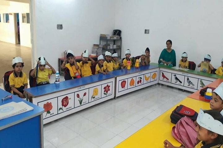 Golden Era Millennium School-Kindergarten