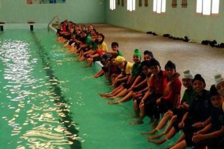 Golden Era Millennium School-Swimming