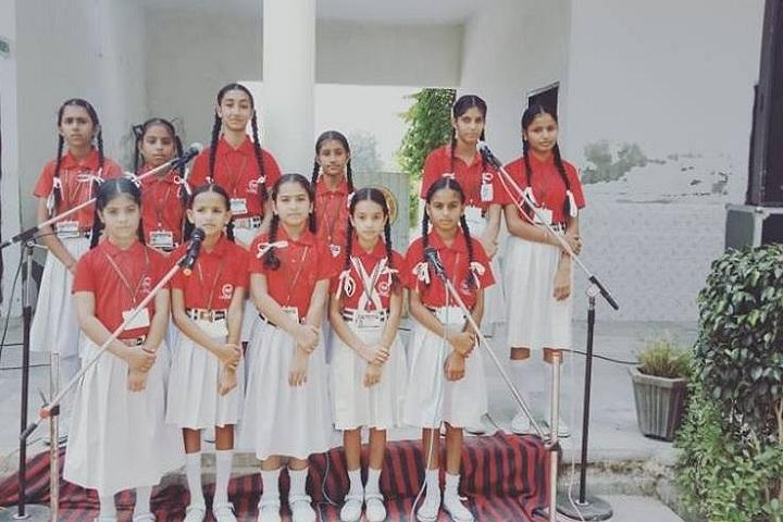 Good Shepherd Public School-Music